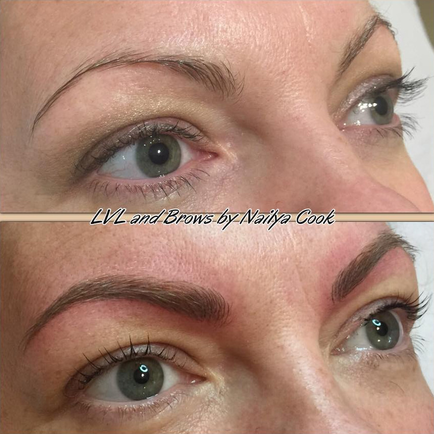 DeVita Beauty & Aesthetics - Gallery - LVL Lashes & Microblading