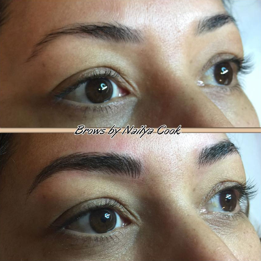DeVita Beauty & Aesthetics - Gallery - Microblading