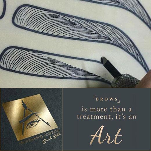 DeVita Beauty & Aesthetics - Semi-Permanent - Microblading