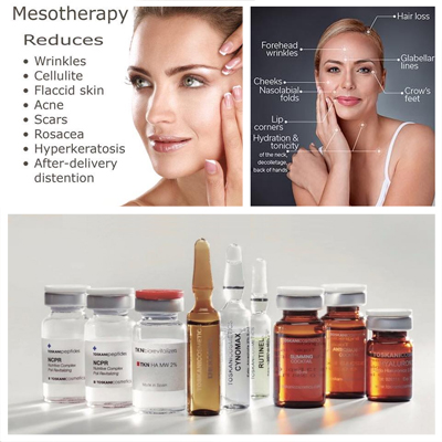 Nailya's Beauty Room - Aesthetic Treatments - Mesotherapy Treatment & Product Image