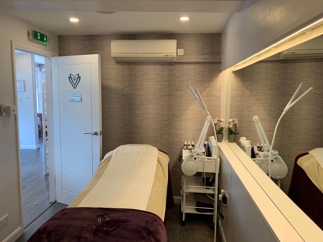 DeVita Beauty & Aesthetics - My Story - Treatment Room 1